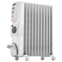 Delonghi DL2401TF Oil Column Heater with Fan