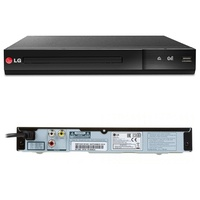 LG DVD Player with USB Playback DP132