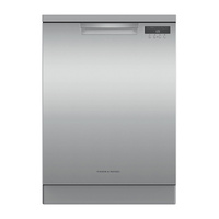 Fisher & Paykel DW60FC4X1 Stainless Steel Freestanding Dishwasher