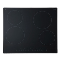 Euro Appliances ECT600C4 60cm Ceramic Cooktop