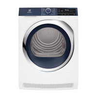 Electrolux EDH803BEWA Ultimate Care 800 Washing Machine, 8kg w/Heat Pump Dryer