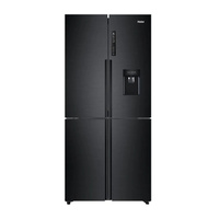 Haier HRF516YHC 514L Black French Door Fridge