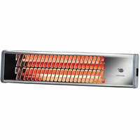 Heller HSH1200 1200W Strip Heater - Wall Mountable with Water Resistance