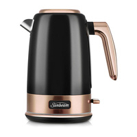 Sunbeam KE4430KB New York Collection Jug Kettle, Black Bronze