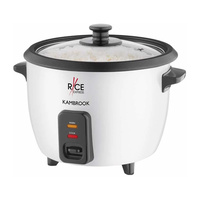 Kambrook KRC150WHT Rice Express 5 Cup Rice Cooker