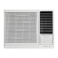 Kelvinator KWH16CMF 1.6kW Window/Wall Cooling Only Air Conditioner