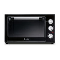Breville LOV560BLK Toast and Roast Pro Oven