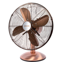 Heller MDF30CO 30cm Metal Desk Fan
