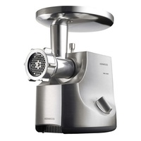 Kenwood MG700 Power Mincer 2000watt Brushed Metal Mincer