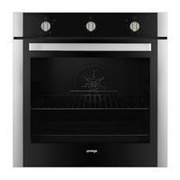 Omega OBO674X 60cm 4 Function Built-in Electric Wall Oven