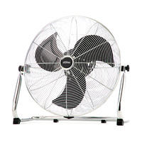 Omega OHV46C Altise 46cm High Velocity Electric Floor Fan
