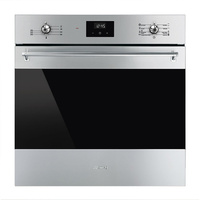 Smeg SFA6300X 60cm Classic Built-In Thermoseal Oven