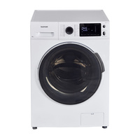 Euromaid WMFL10 White 10kg Front Load Washing Machine
