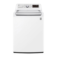 LG WTR1234WF 12Kg Top Load Washing Machine