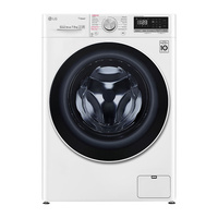 LG WV51275W Front Load 7.5Kg Washing Machine with Steam+